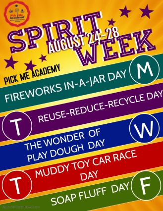 Copy of Spirit Week - Made with PosterMyWall (3)